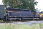 HLCX 9033 on NB CSX freight