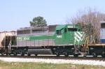 FURX 3044 on SB grain