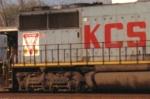 KCS 717 with logo