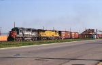SB Freight by the depot