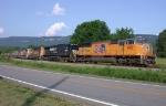 SB NS freight
