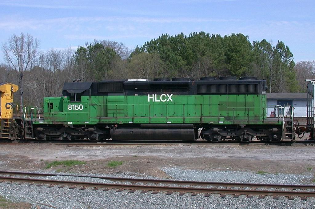 HLCX 8150 on Q684