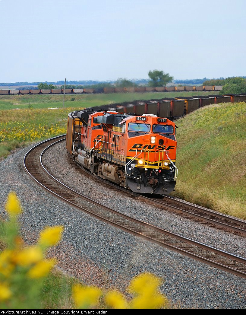 BNSF 5914