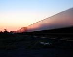 Intermodal at dawn