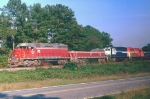 GSWR local heading for Columbus, Ga