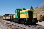 Virginia & Truckee Railroad Tourist Train