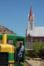 Virginia & Truckee Railroad Engineer