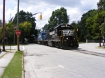 NS 192 Street Running at 6th & Telfair Streets