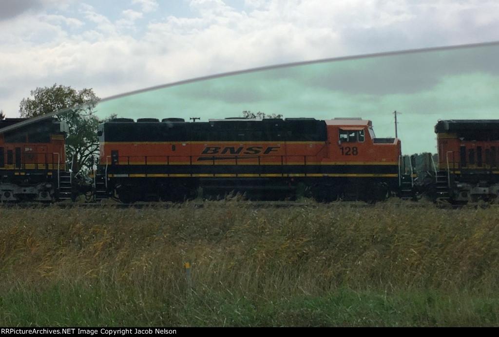BNSF 128