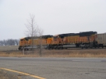 BNSF 9882 and BNSF 9948