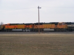 BNSF 5644 and BNSF 8859