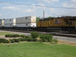DPU on Rear of Stack Train