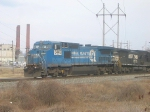NS C40-8W's
