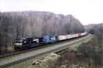 NS Train 23W