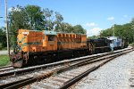 Durbin & Greenbrier Valley RR #367