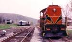 Champagne Railroad Storage