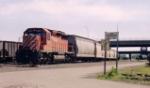 CP Rail at the Buffalo Junction Yard