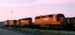 CP Rail SD40-2's