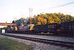 Eastbound CSX Coal train