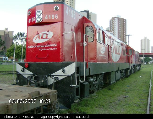 G12 ALL 4196 In Curitiba Station-PR/BR