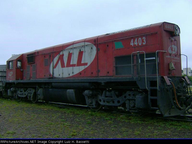 G22U 4403 In Curitiba Station-PR/BR
