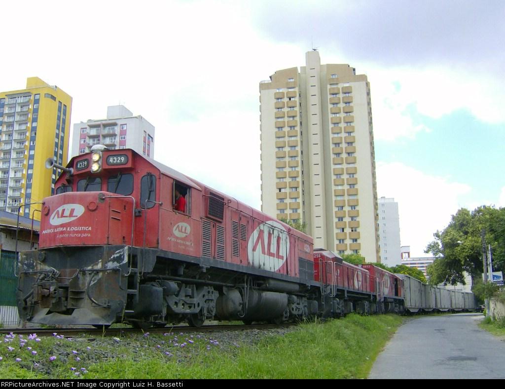 G22U 4329/CURITIBA CITY