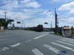 RailRoad Crossing at Curitiba
