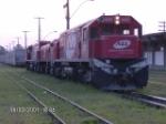 G22U 4423 With Slug in Curitiba Station-PR/BR