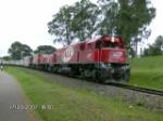 G22U ALL 4387 In Curitiba x Rio Branco do Sul Railway