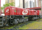 SLU M1 4102 In Curitiba Station-PR/BR
