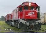 G22U 4332 In Curitiba Station