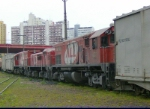G22U 4363 in Curitiba Station