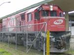 G22U ALL 4304 In Curitiba Station-PR/BR