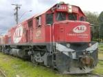 G22U 4386 In Curitiba Station-PR/BR