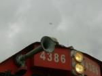G22U 4386 HORN DETAIL.