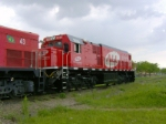 NEW LOCOMOTIVE UMM21C / COMPOSITION TEST