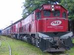 EMD GM GT22 4615 / PASSENGER TRAIN