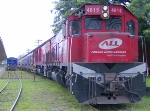EMD GM GT22 4615/PASSENGER TRAIN