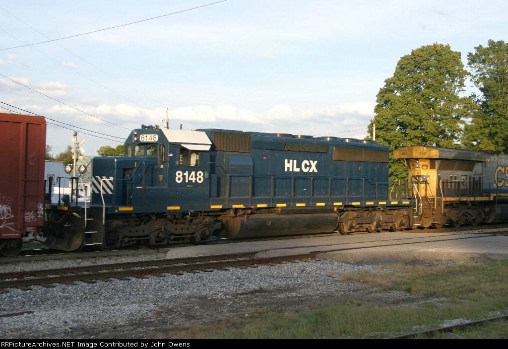 HLCX 8148/CSXT Q26513