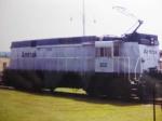 AMTK 502 at Pennsylvania Railroad Museum