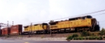 Union Pacific Eastbound