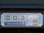 SD70Mac BNSF 9612