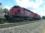 SD40-2 9483 ( EX - CP 5626)