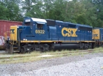 CSX 6922 YN3 (ex-C&O)
