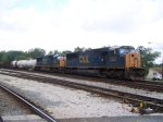CSX 4765 and 4786