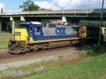CSX 7642 on R682