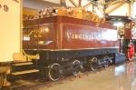 "Virginia & Truckee Railroad (VT) 4-4-0 Steam Locomotive No. 22 ""Inyo"" - Tender"