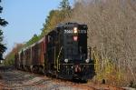 The Cape May Seashore Lines train
