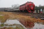 Cape May Seashore Lines Santa Train