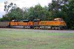 BNSF 6029 north
